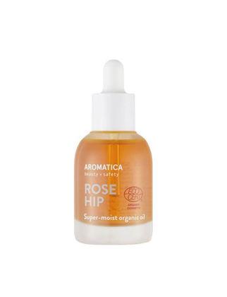 Aromatica Organic Rose Hip Oil - %100 Organik Kuşburnu Yağı ARM-FO-02-M-N