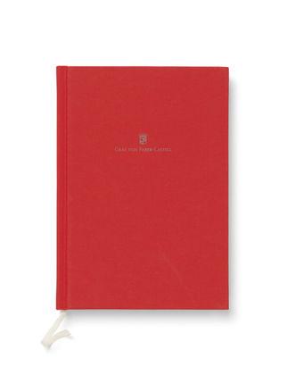 Graf Von Faber-Castell A5 Defter Kırmızı 188677