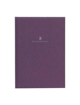 Graf Von Faber-Castell A5 Not Defteri Violet 188653