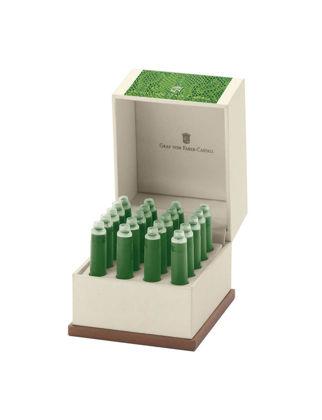 Graf Von Faber-Castell Kartuş Yılan Yeşili - 20 Adet 141147
