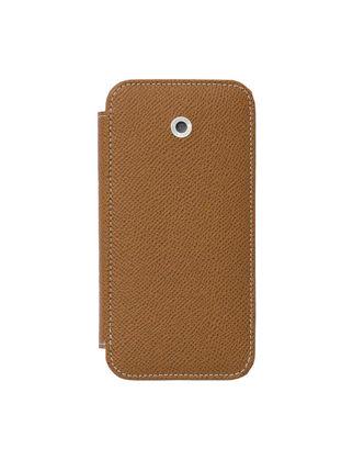 Graf Von Faber-Castell Iphone 8 Plus Telefon Kılıfı Konyak 118896