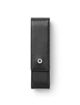 Graf Von Faber-Castell Deri Kalem Kılıfı Siyah 118842