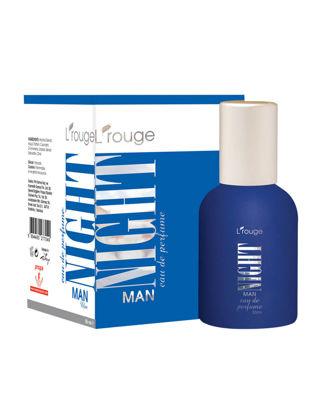 L'rouge Night Eau De Parfüm Erkek Blue 55 ml 27704-9