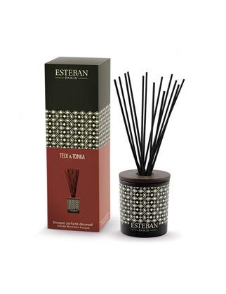 Esteban Teck Et Tonka Seramik Difüzör Koku 100 ml ESTEBANTET-061