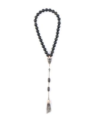 Kiswah Jewellery Obsidyen 8 mm OR-032-038-002