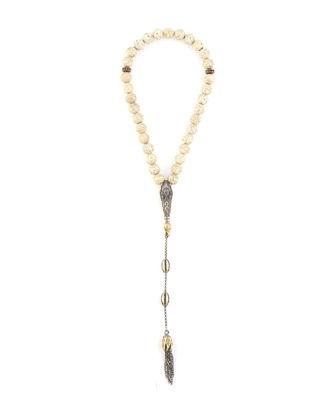 Kiswah Jewellery Rudrakşa Tesbih 8 mm OR-032-043-001