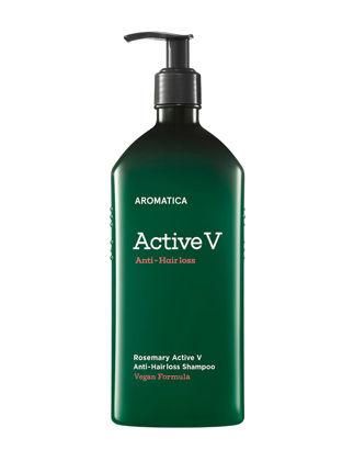 Aromatica Biberiye Aktif V Dökülme Karşıtı Şampuan ARM-RHL-06-M-N