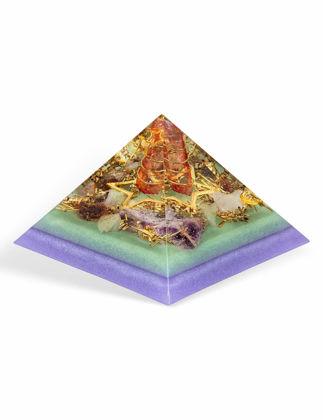 Recinart Yıldızlı Piramit 11766