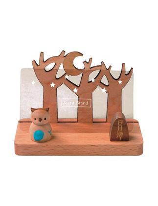 Wooderful Life Dekoratif Ahşap Kartvizitlik 1283402