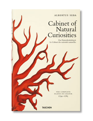 Taschen Seba. Cabinet of Natural Curiosities 9783836569064