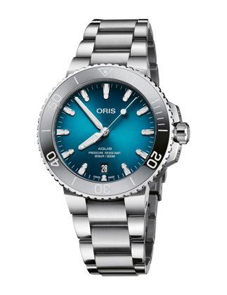 Oris New Aquis Date 39,5 mm 01 733 7732 4155-07 8 21 05PEB