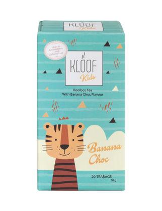 Kloof Rooibos Tea Muzlu ve Çikolatalı Roybos Çayı 50 gr 20'li Demlik Poşeti KIDS01