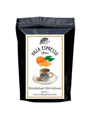 Villa Espresso Mandalinalı Türk Kahvesi TKMAN200GM05