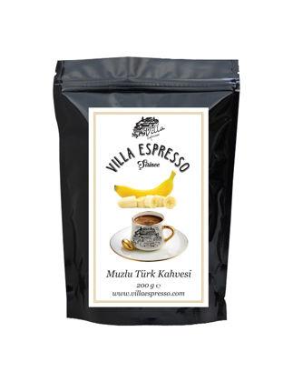 Villa Espresso Muzlu Türk Kahvesi TKMUZ200GM08