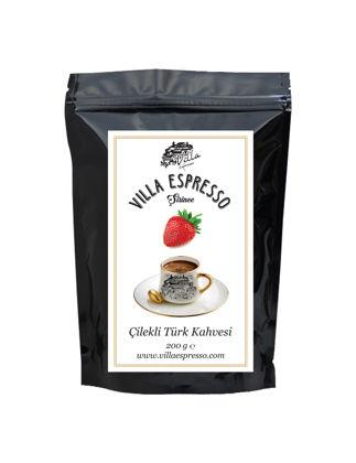 Villa Espresso Çilekli Türk Kahvesi TKÇİL200GÇ10