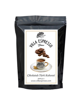 Villa Espresso Çikolatalı Türk Kahvesi TKÇİK200GÇ16