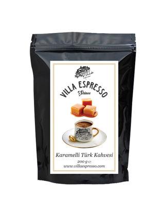 Villa Espresso Karamelli Türk Kahvesi TKMEL200GM17