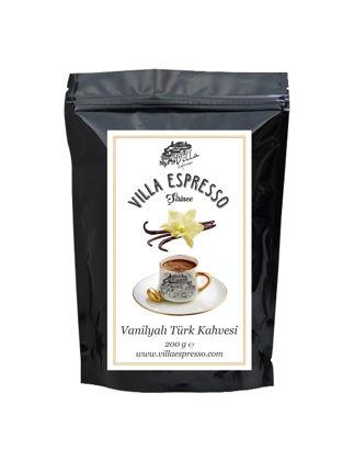 Villa Espresso Vanilyalı Türk Kahvesi TKVAN200GV18