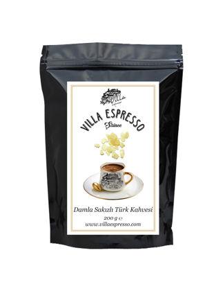 Villa Espresso Damla Sakızlı Türk Kahvesi TKDAM200GD19