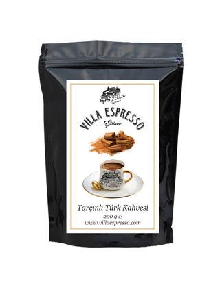 Villa Espresso Tarçınlı Türk Kahvesi TKTAR200GT20