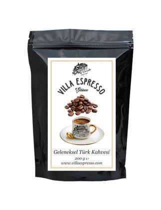 Villa Espresso Geleneksel Türk Kahvesi TKGEL200GG25