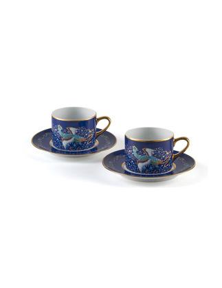Har Sanat Simurg Çay Fincanı 1013-L