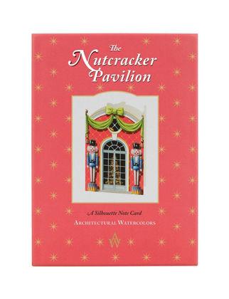 Architectural Watercolors Nutcracker - Kartpostal Seti 01136