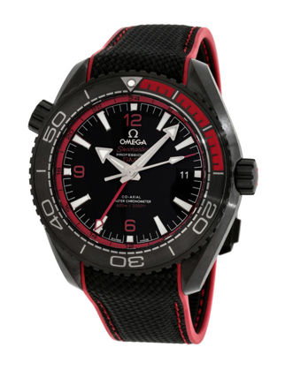 Omega Seamaster Planet Ocean 600 m Omega Co-Axial Master Chronometer GMT 45.5 mm 215.92.46.22.01.003