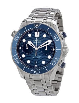 Omega Seamaster Diver 300m Omega Co-Axial Master Chronometer Chronograph 44 mm 210.30.44.51.03.001