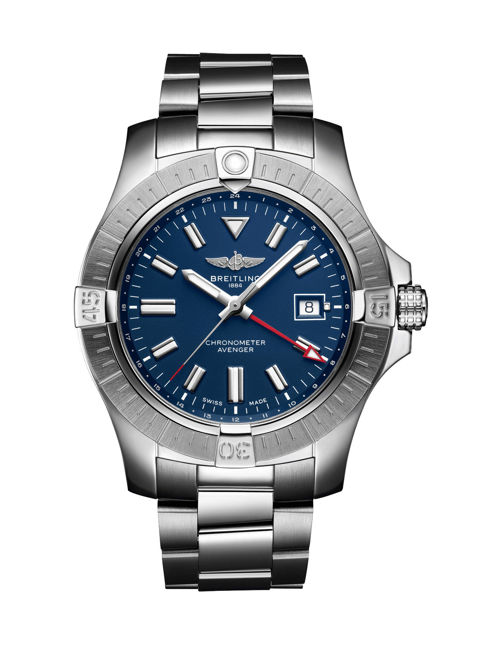 Breitling Avenger Automatic GMT45 A32395101C1A1