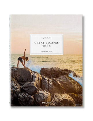 Taschen Great Escapes Yoga. The Retreat Book, 9783836582131