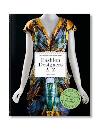 Taschen Fashion Designers A-Z, Updated 2020 Edition 9783836578820