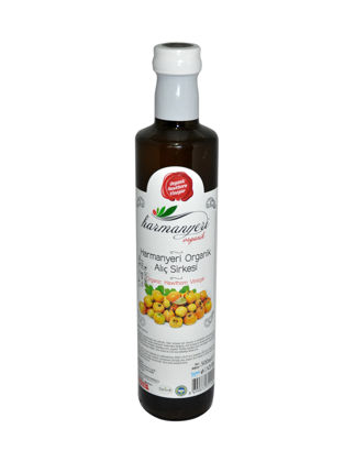 Harmanyeri Organik Alıç Sirkesi 500 ml 8699872311455