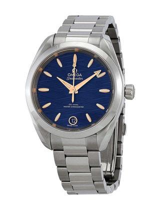 Omega Seamaster Aqua Terra 150 m Omega Co-Axial Master Chronometer 34 mm 220.10.34.20.03.001