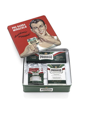 Proraso Vintage Set/Klasik-Gino 400366