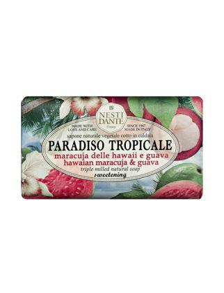 Nesti Dante Paradiso Tropicale Üçlü Öğütülmüş Doğal Sabun Hawaiian Maracuja & Guava 1333106