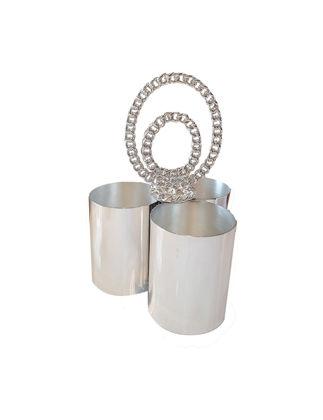 Unique by AV Zincir 3'lü Kaşıklık Gümüş 2061