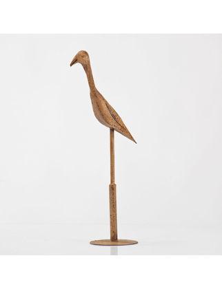 Estetik Decor Antik Biblo Kuş PRIA077C