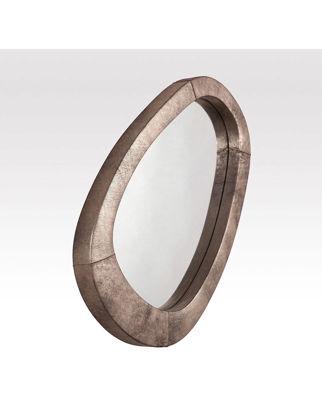 Estetik Decor Deri Ayna Perth MDA-000130