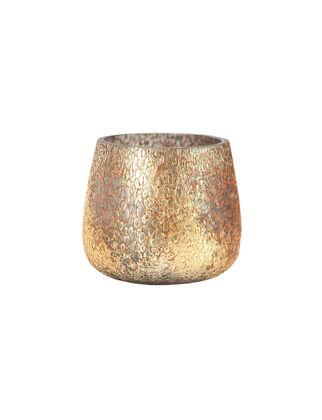 Estetik Decor Dekoratif Vazo Cam Antik GLAGCE-650-18