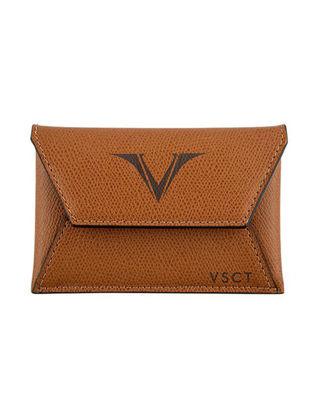 Visconti Deri Küçük Kartlık Kahverengi KL03-04
