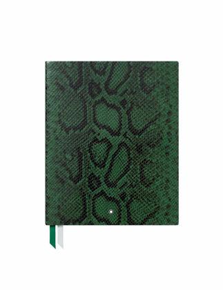 Montblanc Defter # 149 Piton Baskılı Peacock Green 125885