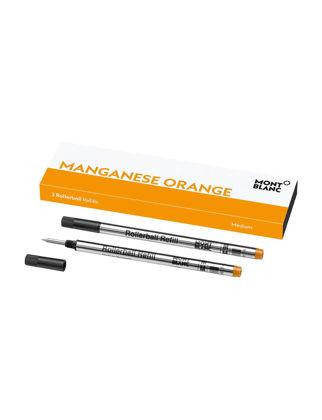 Montblanc Roller Kalem Yedeği Manganese Orange 124524
