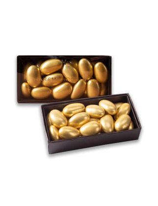 Harem Chocolate Gold Badem Draje 75 g 8681807041056