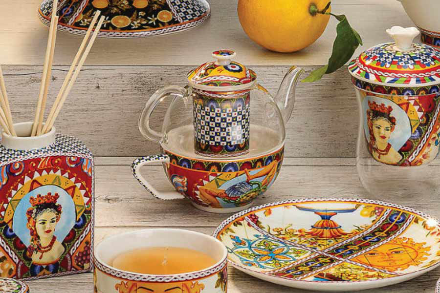 Picture for category Teapots & Creamers