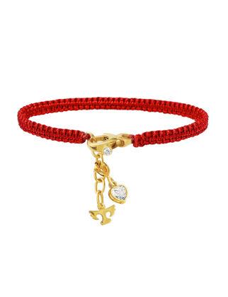 Valael Kırmızı Şans Bilekliği Valael-mm690-M