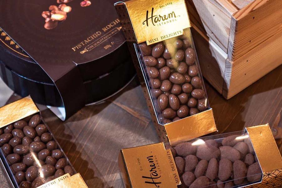 Hediyelik Çikolatalar Kategori Görseli