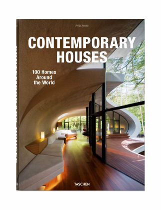 Taschen Contemporary Houses 100 Homes Around the World 9783836583954