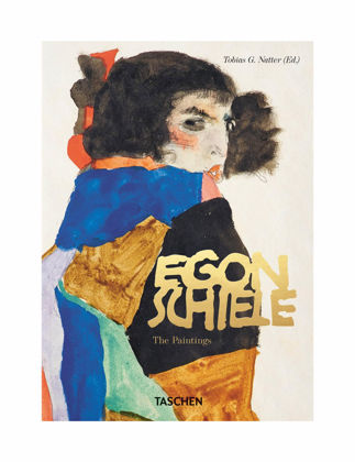 Taschen Egon Schiele The Paintings 40th Anniversary Edition 9783836581257