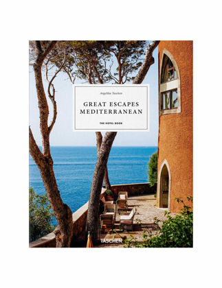 Taschen Great Escapes Mediterranean The Hotel Book 9783836578097
